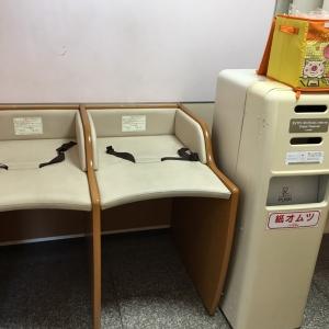 バースデイ米沢店(1F)のオムツ替え台情報 画像4