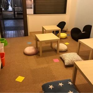 その時にいる子供達の遊び方によって、テーブルレイアウト変えてます