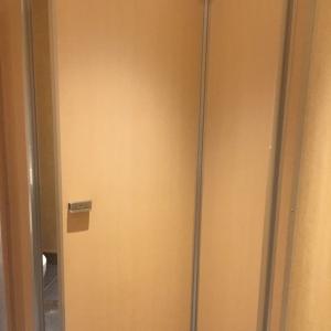 女子トイレ内の個室です。