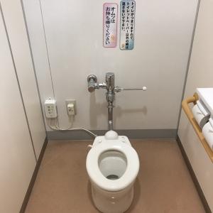 女子トイレ内子ども用トイレ