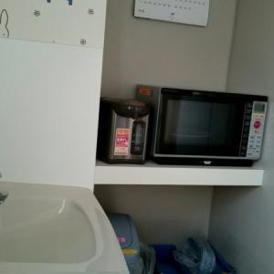 函館中央病院(2階小児科内)の授乳室・オムツ替え台情報 画像2