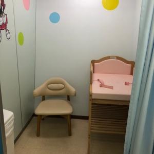 京セラドーム大阪(13番通路)の授乳室・オムツ替え台情報 画像3