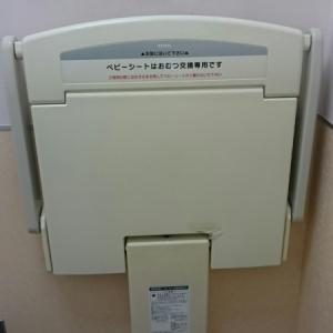 バースディ新宮店(1F)の授乳室・オムツ替え台情報 画像6