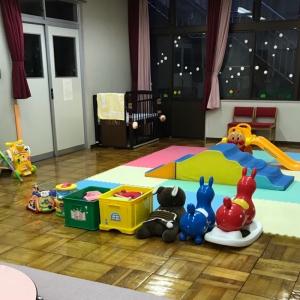 地下1階 赤ちゃん広場  すべり台など
