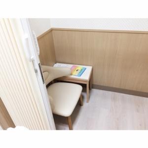 イオン日永店(2F)の授乳室・オムツ替え台情報 画像7