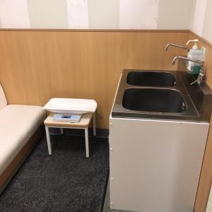 イオンモール綾川(2階)の授乳室・オムツ替え台情報 画像3