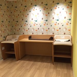 キッズリパブリック御所野店ベビールーム(3F)の授乳室・オムツ替え台情報 画像7