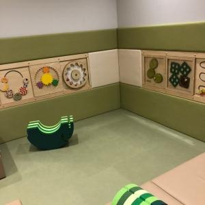 6th by ORIENTAL HOTEL(B1)の授乳室・オムツ替え台情報 画像4