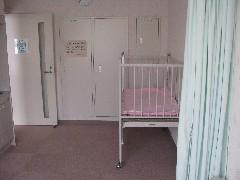 授乳室内2