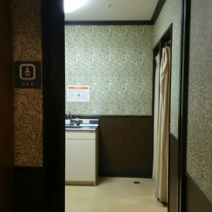 BIG HOP(ビッグホップ)ガーデンモール印西(2階 フードコート脇)の授乳室・オムツ替え台情報 画像3