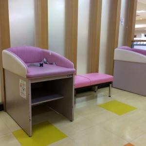 りんくうプレジャータウン シークル(2F)の授乳室・オムツ替え台情報 画像7