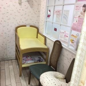 授乳室の中にもおむつ台があります。