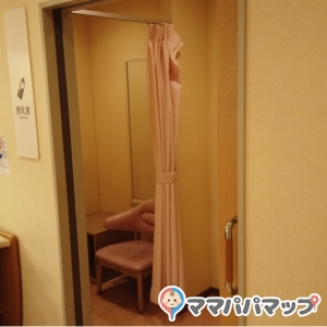 3条館(2F)の授乳室・オムツ替え台情報 画像1