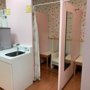 ディアモール赤ちゃんルーム(B1)の授乳室・オムツ替え台情報 画像5