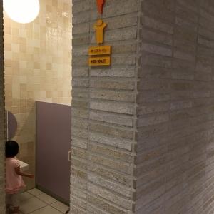 二子玉川ライズS.C タウンフロント(3F)のオムツ替え台情報 画像4