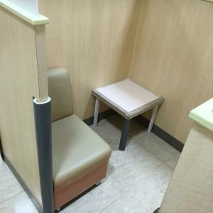 イオン挟間店(2F)の授乳室・オムツ替え台情報 画像5