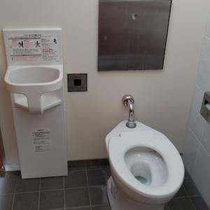 女子トイレ個室