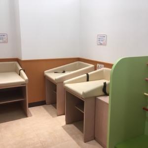 イオンタウン名西(2F)の授乳室・オムツ替え台情報 画像8