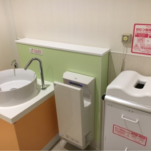 手洗いオムツゴミ箱