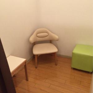 新宿タカシマヤ(9階 赤ちゃん休憩室)の授乳室・オムツ替え台情報 画像1