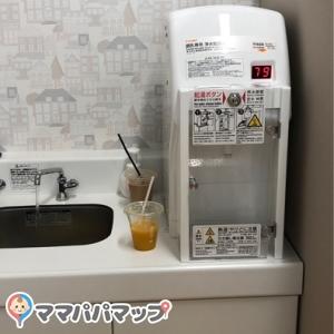 鹿児島空港 搭乗口ロビー(2F)の授乳室・オムツ替え台情報 画像4