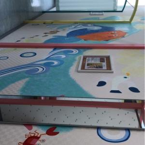 横浜ベイクォーター スマイルキッズステーション内(4F)の授乳室・オムツ替え台情報 画像8