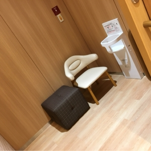 東京ミッドタウン日比谷(2F)の授乳室・オムツ替え台情報 画像10