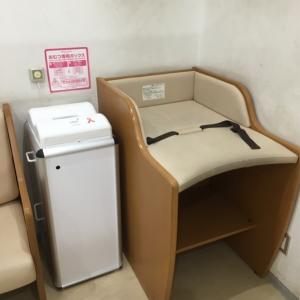 フォレオ大阪ドームシティ店(2F)の授乳室・オムツ替え台情報 画像8