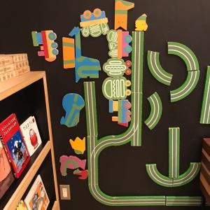 シェイクシャック 二子玉川店(1F)のオムツ替え台情報 画像2