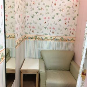 ディアモール赤ちゃんルーム(B1)の授乳室・オムツ替え台情報 画像8