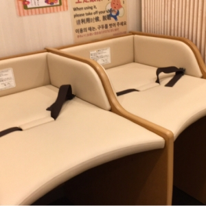 富士川SA(下り)(1F)の授乳室・オムツ替え台情報 画像5