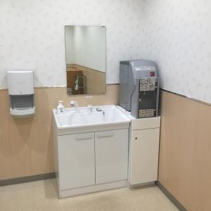 カインズモール千葉ニュータウン(1階)の授乳室・オムツ替え台情報 画像7