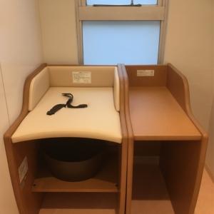 早稲田大学 早稲田キャンパス(7号館2階)の授乳室・オムツ替え台情報 画像2
