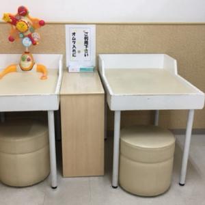 ゆめタウン大川店(2F)の授乳室・オムツ替え台情報 画像2