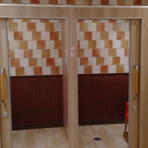 アトレ大井町(3F)の授乳室・オムツ替え台情報 画像2