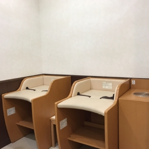 代官山アドレス・ディセ(3階)の授乳室・オムツ替え台情報 画像3