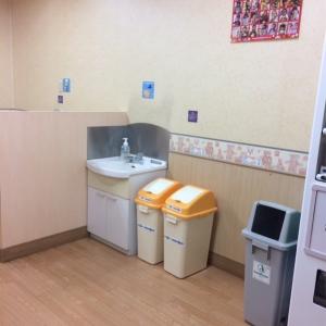 トイザらス  いわき店の授乳室・オムツ替え台情報 画像8