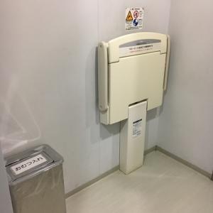 北九州空港(2F)の授乳室・オムツ替え台情報 画像8