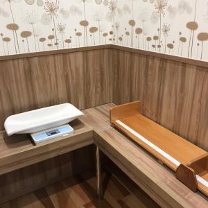 広島段原 ショッピングセンター(4F)の授乳室・オムツ替え台情報 画像4