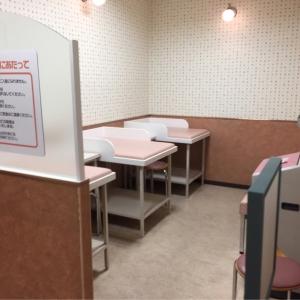 イズミヤ カナート洛北の授乳室・オムツ替え台情報 画像2
