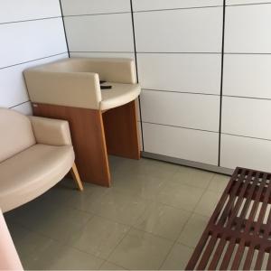 2階授乳室は女子トイレと休憩室のよこです