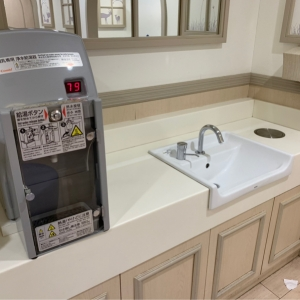 横浜タカシマヤ(6階)の授乳室・オムツ替え台情報 画像9