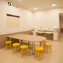 グランツリー武蔵小杉(4F)の授乳室・オムツ替え台情報 画像2