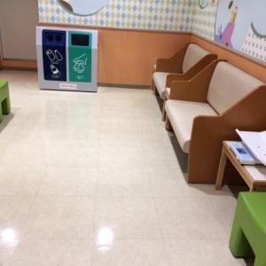 イオンモール鶴見緑地(3F)の授乳室・オムツ替え台情報 画像3