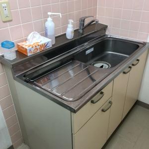 ミルクを作るための洗面台があります