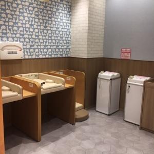 港北東急ショッピングセンター(A館6階ベビー休憩室)の授乳室・オムツ替え台情報 画像7