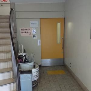 多目的トイレ入口