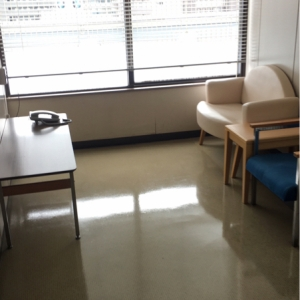 神奈川県横須賀合同庁舎5階の授乳室・オムツ替え台情報 画像2
