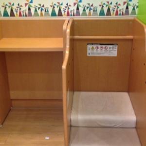 三越 恵比寿ガーデンプレイス(B1)の授乳室・オムツ替え台情報 画像2