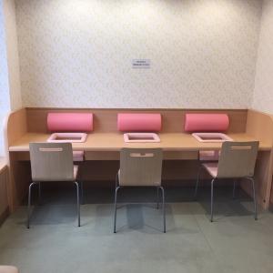 近鉄百貨店上本町店(7階)の授乳室・オムツ替え台情報 画像7